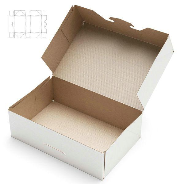 коробка ботинка