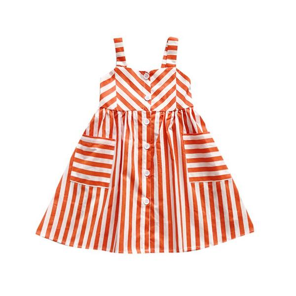 Acheter Enfants Robes Filles Chemise En Coton Doux Fleur Ete Court