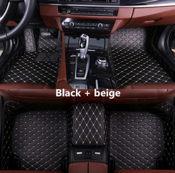 Volkswagen Tiguan 2009-2016 (напольная педаль газа) экологически чистый безвкусный нетоксичный автомобильный коврик