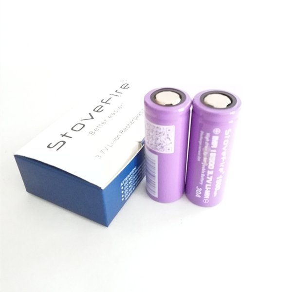 100% actual high capacit 18500 1500mAh 30A 3.7V Rechargable Lithium Batteriy used for High quality electronic products Free shippin