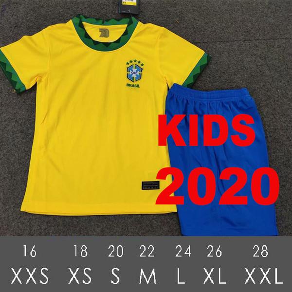Crianças 2020 Início