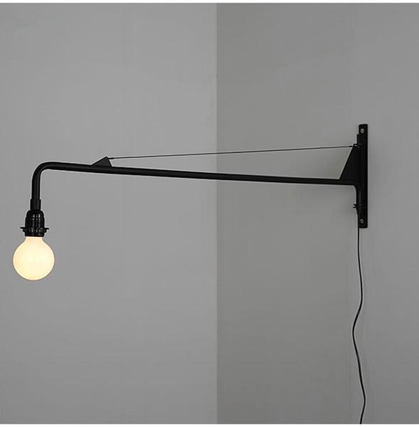 Allée Murale Longue Prouve Led Suspension Wandlamp De Jean Applique Potence Tige Luminaire Acheter Cantilever Retro Designer CxoWrBed