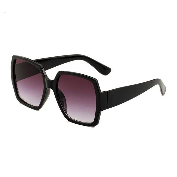 top popular 55931 Designer Sunglasses Popular Brand Glasses Outdoor Shades PC Frame Fashion Classic Ladies luxury Sunglasses for Women 2021