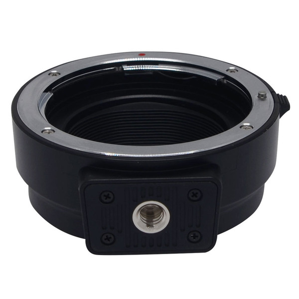 Easy Install Lens Adapter Ring Automatic Focusing Outdoor Extension Tube Camera Metal Mount For Canon EF Lens To For EOS M