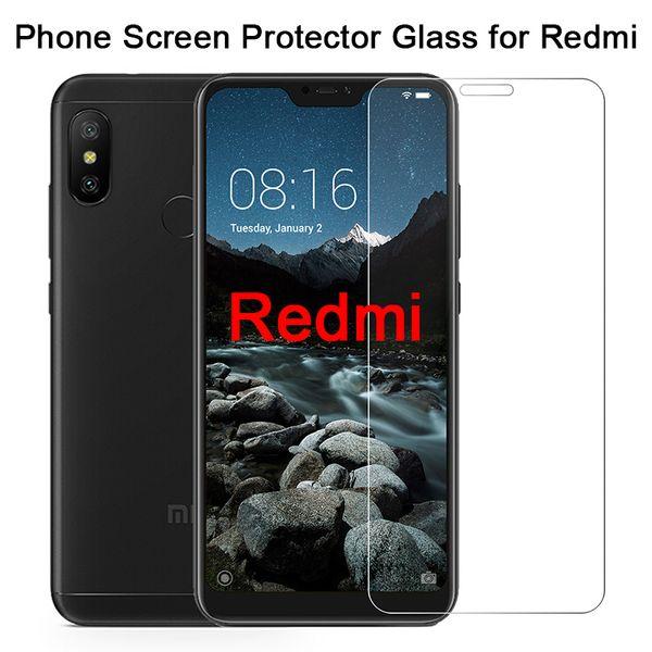 SZAICHGSI 1000pcs Verre de protection pour téléphone Redmi 5 Plus pour Redmi 3 Pro 3X 3S Film de protection d'écran en verre trempé pour Redmi 4X 4A 5A S2 4