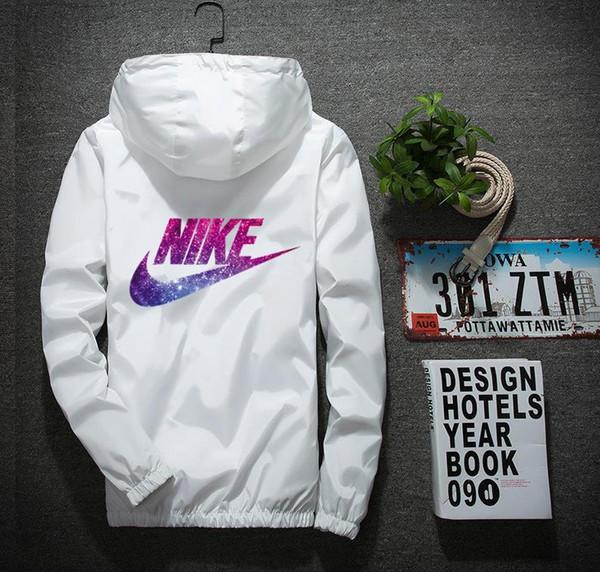 Großhandel Modische Neue Jacke Männer Casual Zipper Hoodies, Herren Und Damenjacke, Große Jacke, Windjacke Von Xingzoutianxia, $20.31 Auf