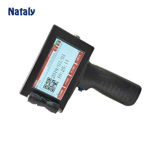 China Großbild-Touch-Handheld Intelligente industrielle Tintenstrahldrucker