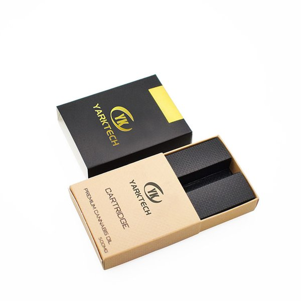 Recyclable Custom Childproof Vape Pen Cartridge Packaging Logo CMYK Printing Handmade Gift Cardboard Paper Box Child-Resistant