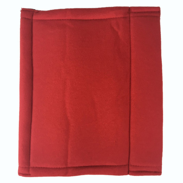 Universal Car Safety Seatbelt Shoulder Strap Pad Soft Comfortable Seat Belt Pad Cover Car Interior Supplies