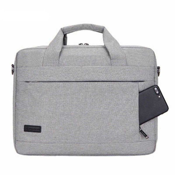 77781fd493ea WENYUJH 14 15 Inch Large Capacity Laptop Handbag for Men Women Travel  Briefcase Bussiness Notebook Bag for Macbook Pro Dell PC