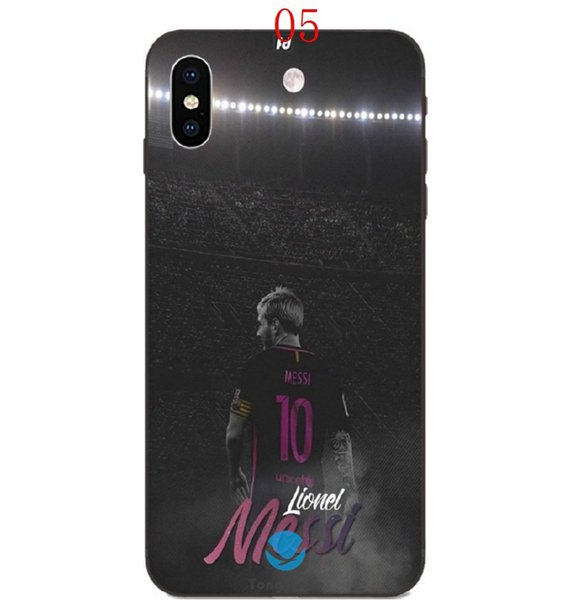 TongTrade Messi Uniform 10 Background Case For Apple ... Iphone 5 6 7 8 X Xr Xr Max 5s 6s 7s 8s Prices