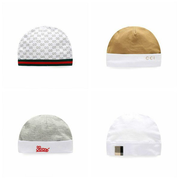 New High Quality Best Selling Baby Hats Toddler Baby Boy Girl Solid Color Infant Cotton Soft Hip Hop Hat Beanie Cap De Bebe