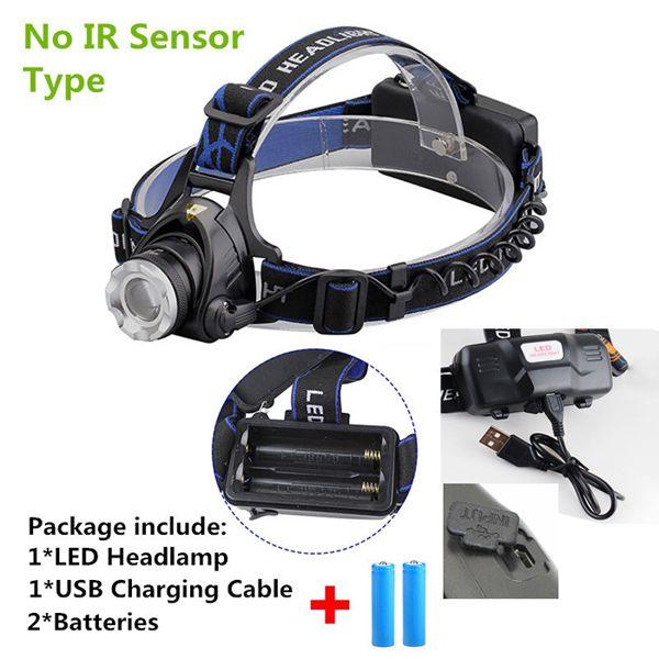 No Sensor USB 02