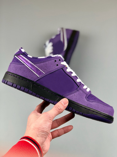 45 Breathable Pro Sports Men Sneakers From Low 2019 Designer Trainers Mens Schuhe CNPTS Dunk Running 36 Lobster SB Womens QS Dunks For Purple Shoes thdsrCBQx