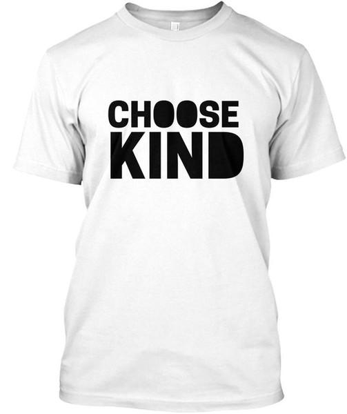 Entwerfer-T-Shirt der Männer wählen Sie nettes Wunder-Film-Buch-Zitat - populäres Tagless T-Shirt