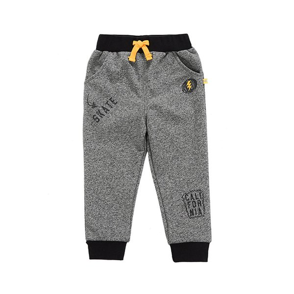 Cross-border for Amazon 2018 spring new boys pants cotton printed children's trousers children's clothing wholesale