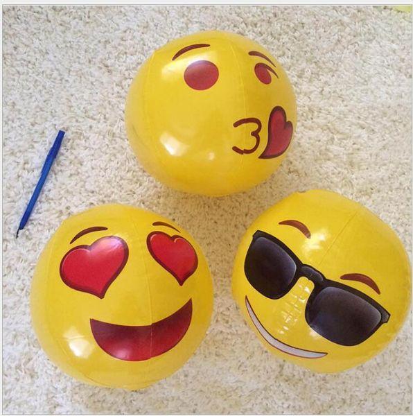 Aufblasbare Wasserbälle Kinder Spielzeug Kinder Erwachsene Sommer Party Wasser Spaß Pool Spielzeug Ball Für Kinder Zufällige Farbe Freies Verschiffen