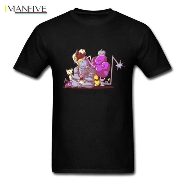 Fullmetal Trainer maglietta del cotone girocollo manica corta T-shirt per gli uomini di nuovo stile Cosplay 3XL uomo T-shirt