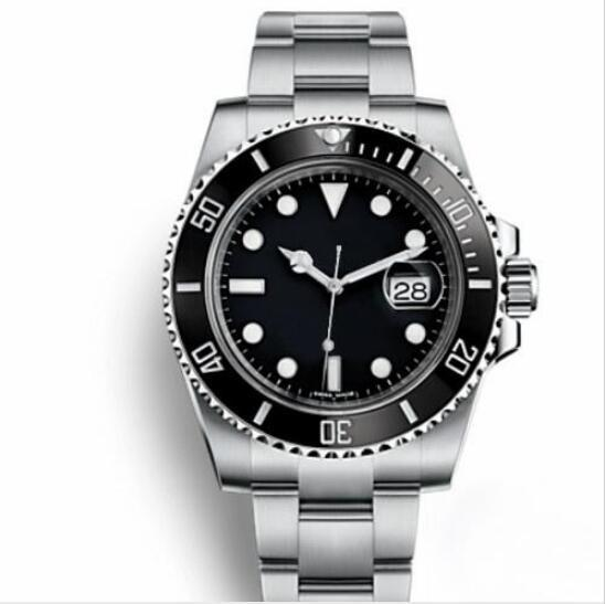 luxury Ceramic Bezel Mens Watches Mechanical Stainless Steel Automatic Movement designer Watch Sports Self-wind Watches master Wristwatches