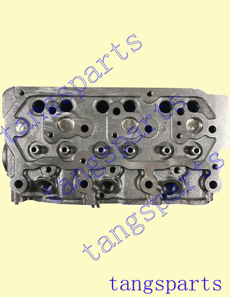 best selling New S3L2 Cylinder head For Mitsubishi engine fit caterpillar 303GR 2006