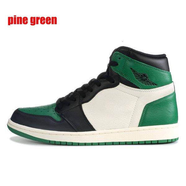 pin vert avec symbole