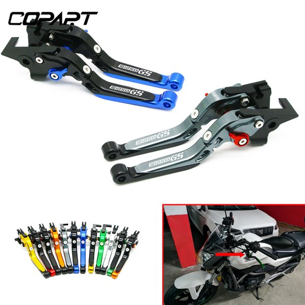 top popular For R1250GS R 1250 GS R 1250GS Adventure LC 2018 2019 NEW Motorcycle CNC Adjustable Folding Extendable Brake Clutch Levers 2020