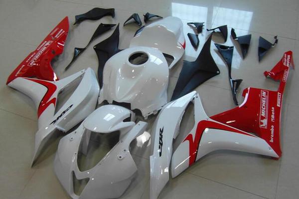 New Injection mold Full fairing kit Fit for Honda CBR600RR 07 08 ABS plastic fairings CBR 600RR F5 2007 2008 Racing bike