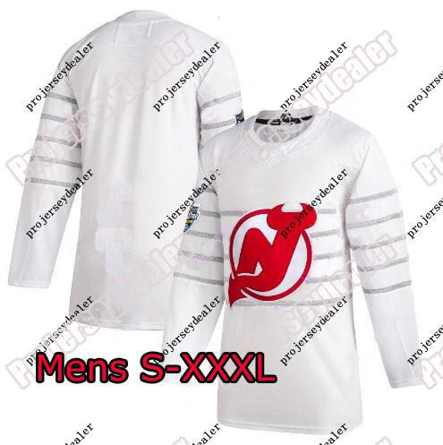 2020 All Star White Mens: S-3XL