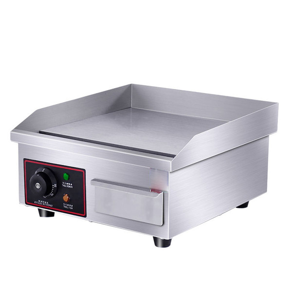 2019 Electric Stainless Steel 304 Flat Pan Griddle Machine 110v/220v  Commercial Japanese Teppanyaki Grill Electric Dorayaki Machine From  Whitebai123, ...