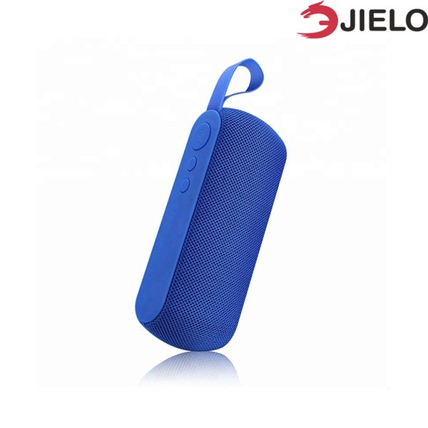 Cloth Bluetooth Speaker Outdoor Portable speakers with Microphone wireless bluetooth speakers TF Card FM Radio Cover wholesale