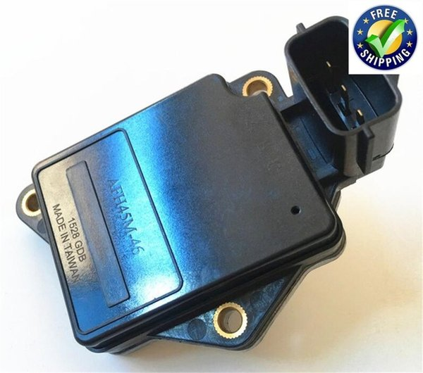 1pc Mass Air Flow Meters AFH45M-46 16119-76C00 Mass Air Flow Sensors Auto Sensors for Nissan Paladin KA24 Made In Taiwan