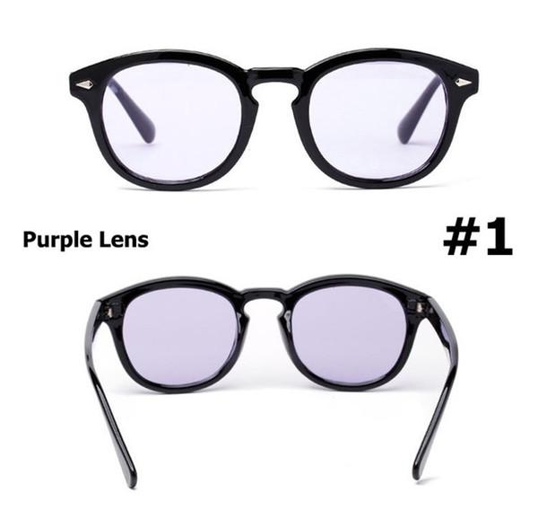 1 lente viola