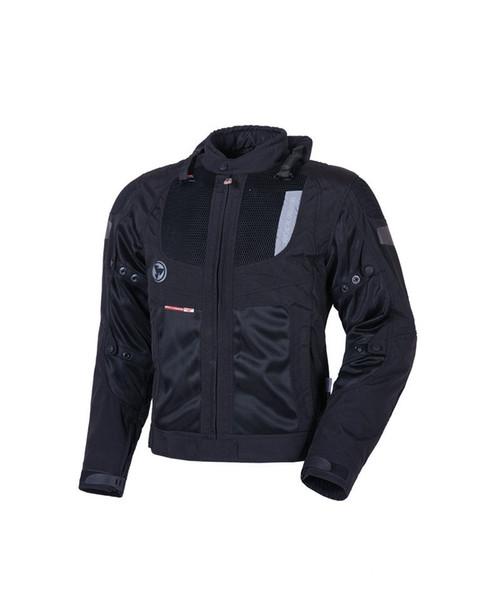 Special price ROCK BIKER 2018 Breathable Spring Summer Motorcycle Racing Jacket Waterproof Motocross motorcycle Riding jackets
