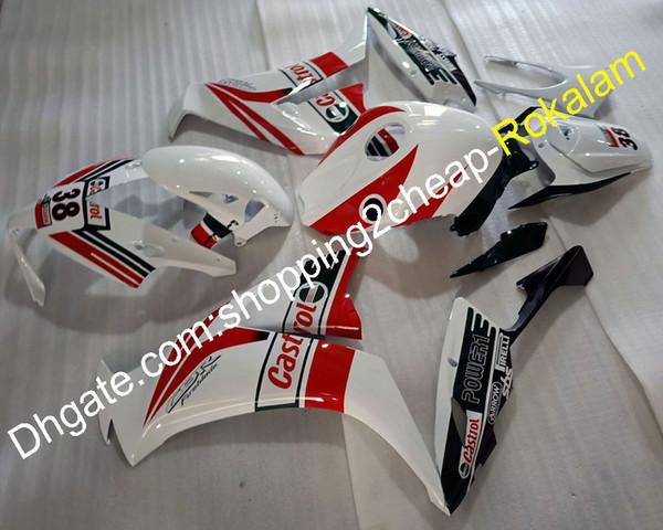 CBR1000RR Kit de carénage Fireblade pour Honda CBR1000 1000RR CBR 1000 RR 2012 2013 2014 2015 2016 Carénages ABS Ensemble complet (moulage par injection)