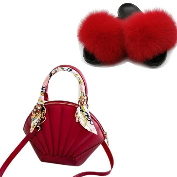 set borsa di scarpe