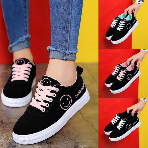 Stylish Women'S Sneakers Shoes Leisure