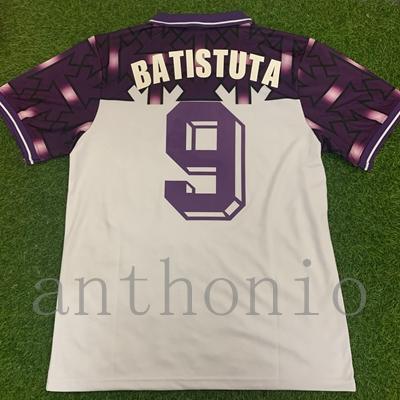 1992/93 Batistuta 9.
