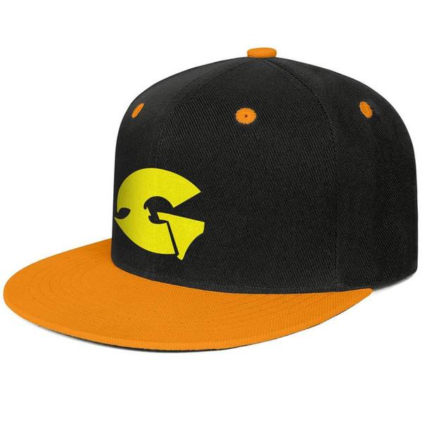 One Size flat Wu Tang Clan hip hop logo Mesh hat Core