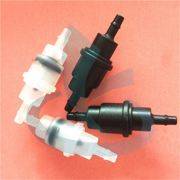 Ink Tube Valve Connector for Mimaki Roland Chinese Solvent Inkjet Printer 10pcs
