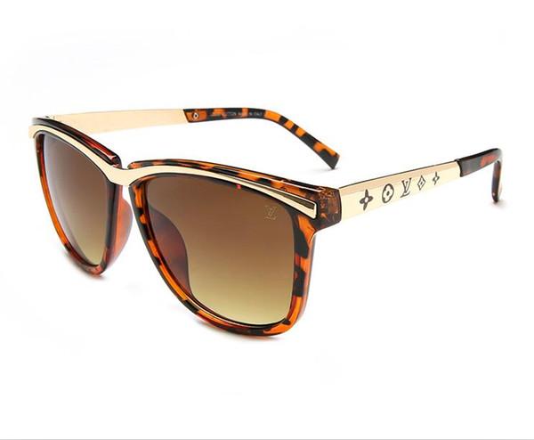 Новые модные винтажные солнцезащитные очки женские дизайнерские знаменитые женские солнцезащитные очки 1581