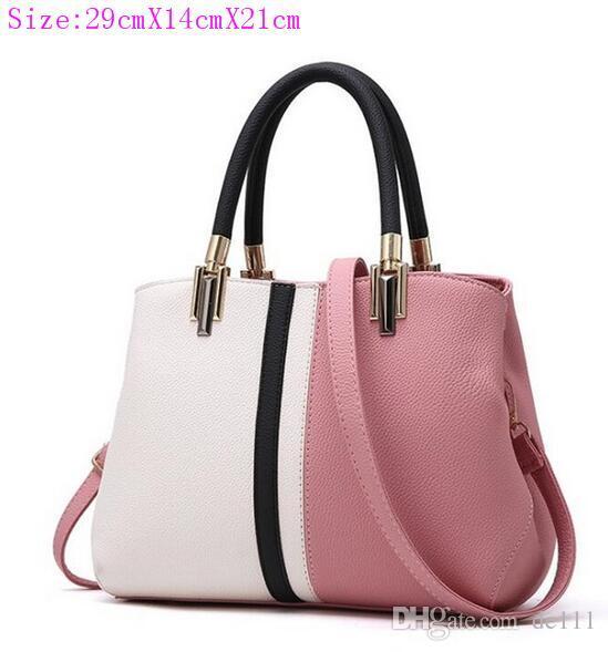 Saco de Grande Capacidade Bolsas Top Handles 2019 marca designer de moda sacos de luxo das Mulheres bolsas mulheres mochila carteiras bolsa de moda