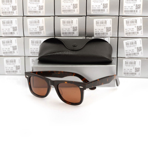 Tortoise Frame brown Lens Polarized 50MM