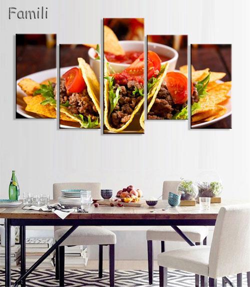 Acheter Moderne Nature Morte Mur Art Peinture Framboise Et Fruits Image Imprimer Sur Toile Nourriture Image Pour Cuisine De 15 85 Du Xiaofang8810