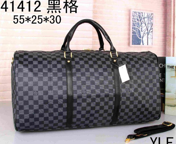 best selling large capacity women travel bags famous classical 2018 sale high quality men shoulder duffel bags carry on luggage keepall without lock