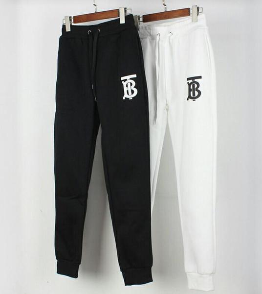 Men women Designer sportpants Luxury Jogger Pants BT letter New Branded Drawstring Sports Pants High Fashion Design Joggers trousers