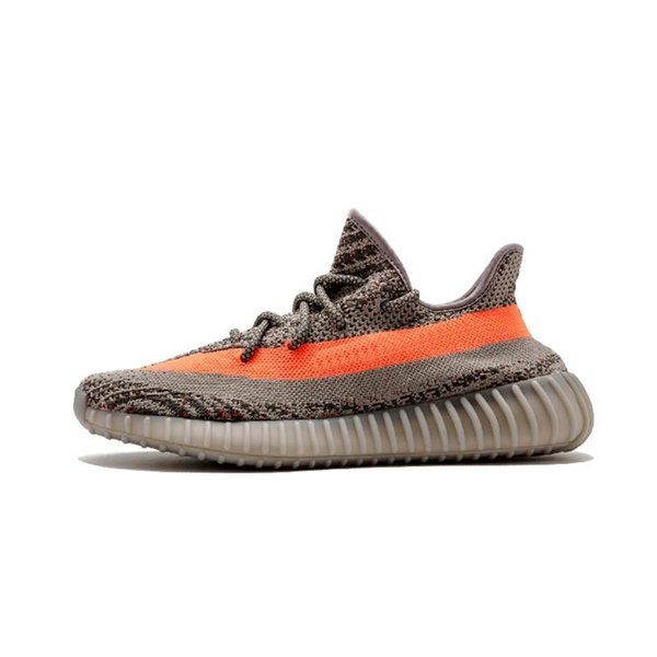 Orange Grey Beluga
