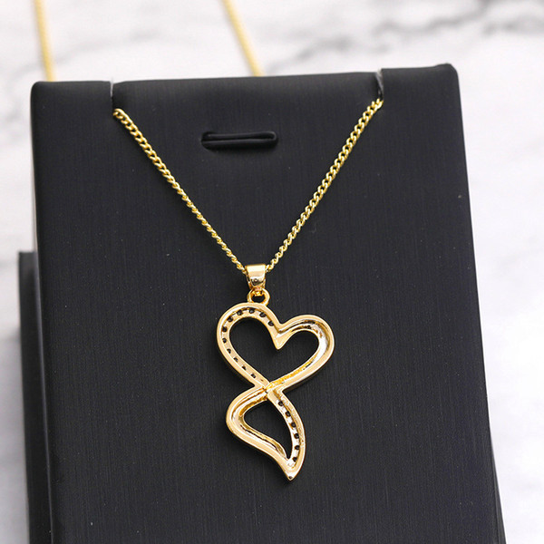 cdb15d80b Love Geometry Necklace 925 Sterling Silver Jewelry Mother's Day Son Love  Heart Pendant Necklace Stainless Steel