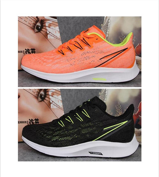 2019 Air Zoom 36 Mariah Racers 1 Mens Causal Designer Shoes For Men Casual Trainers Women Outdoor Racer Hiking Jogging Shoes