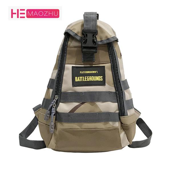 Novos esportes camuflagem tático ao ar livre escalada exército fã mochila unisex moda lona saco de viagem mochila menina para a escola
