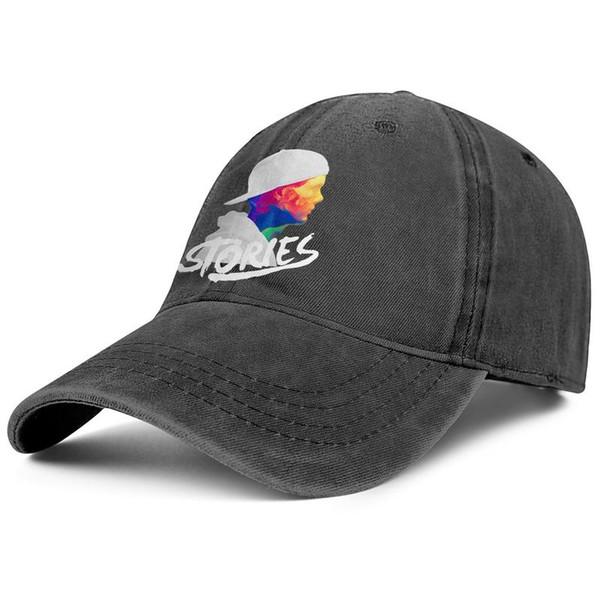 Men Women vintage Denim hat washing Adjustable Avicii Stories custom ball hat sports Dad caps Outdoor